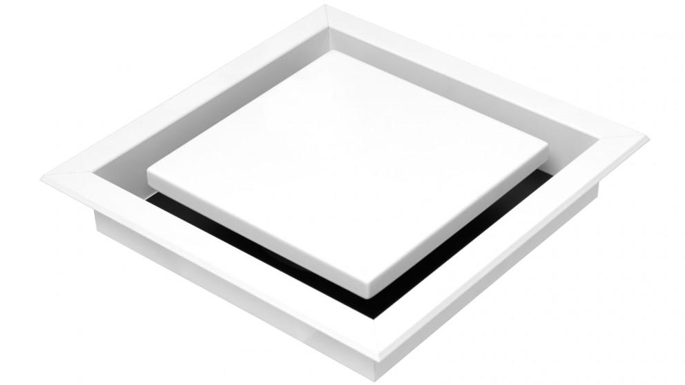 Schweigen Square Recessed Diffuser Only