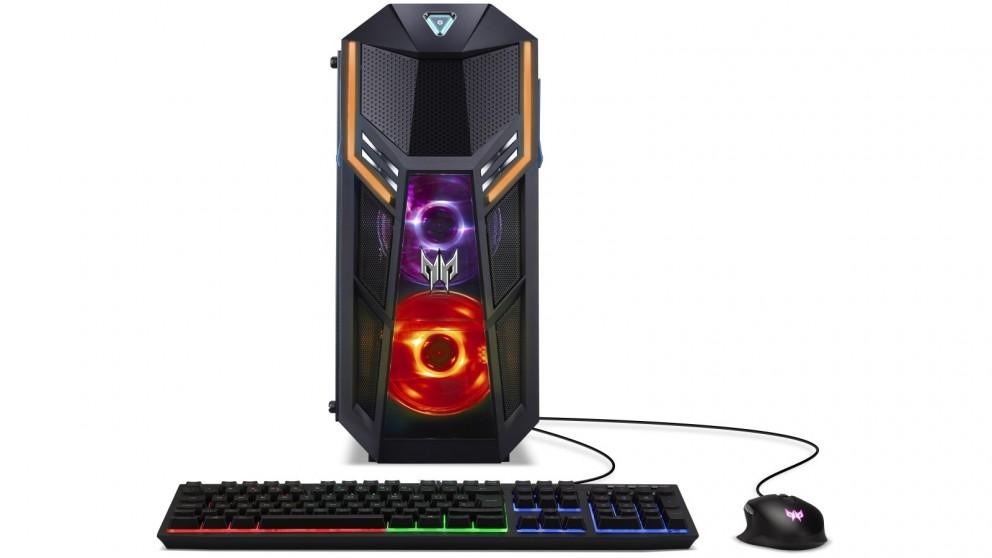 Predator Orion 5000 i9-10900K/16GB/512GB SSD + 2TB HDD/RTX2080Ti 11GB Gaming Desktop