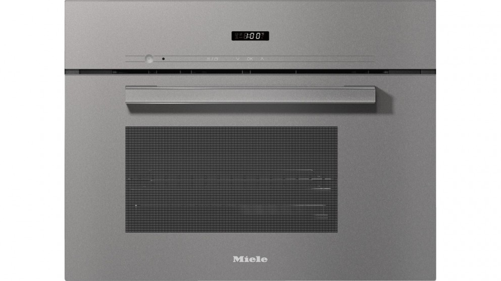 Miele DG 2840 Built-in Steam Oven - Graphite Grey