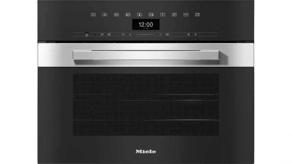 Miele DGC 7440 XL Pureline Steam Combination Oven - Clean Steel