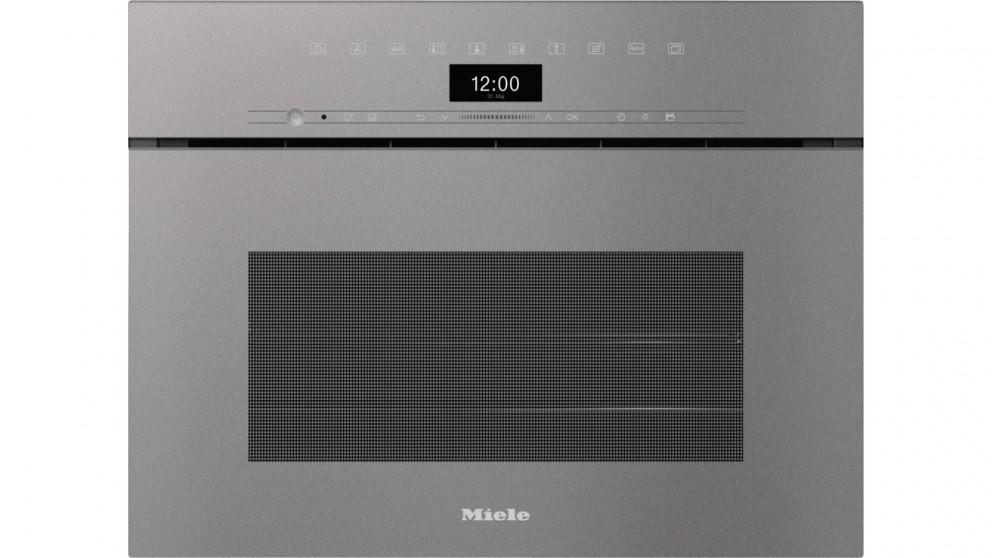Miele DGC 7440X Artline Handleless XL Steam Combination Oven - Graphite Grey