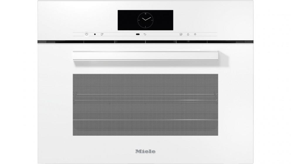 Miele DGC 7845 XL Vitroline Steam Combination Oven - Brilliant White