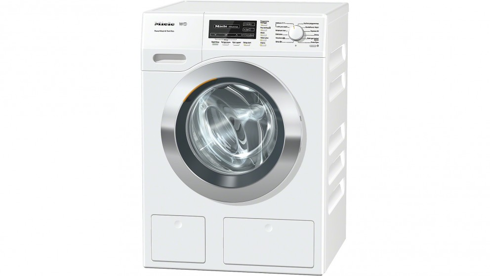 vacuum washing machine