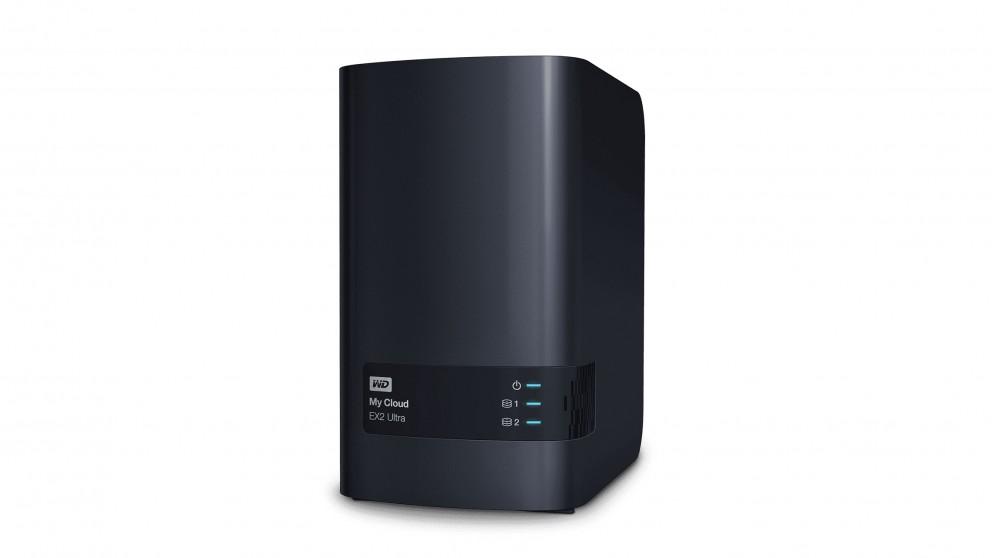 WD My Cloud EX2 Ultra 8TB Network Hard Drive