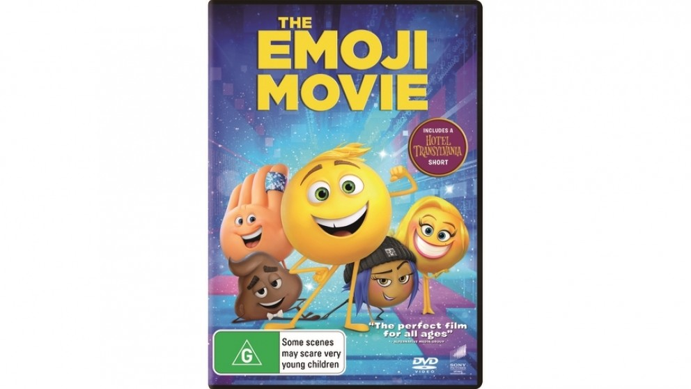 The Emoji Movie - DVD