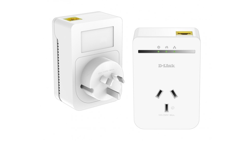 D-Link Powerline AV500 Passthrough Network Starter Kit