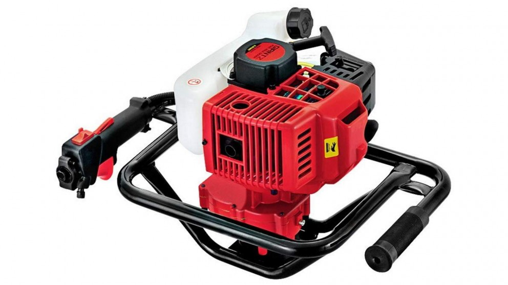 Giantz 92cc Post Hole Motor Earth Auger - Red