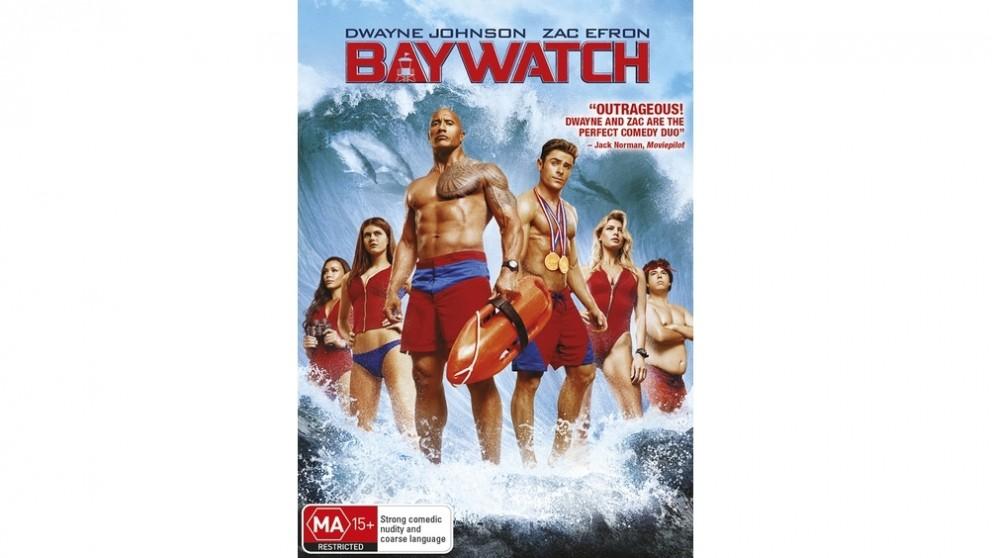 Baywatch (2017) - DVD