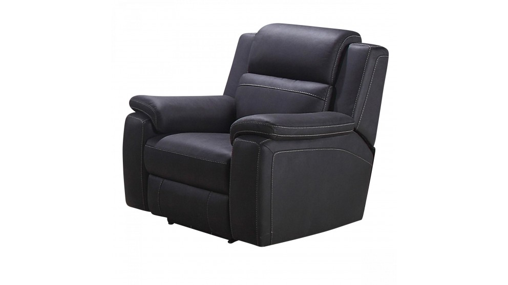 Diamond Head Powered Fabric Recliner
