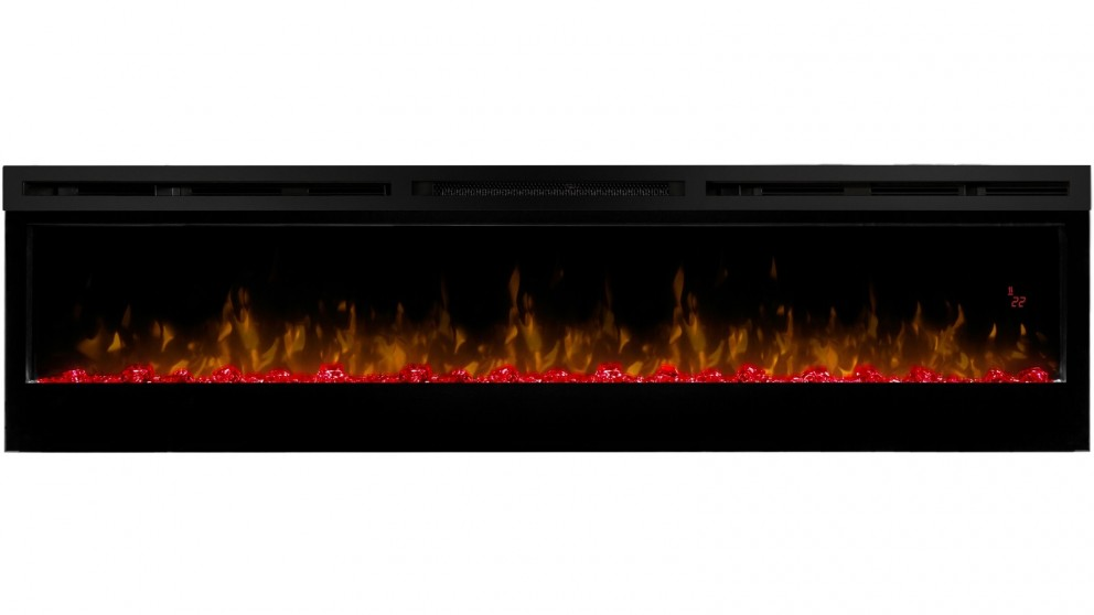 Buy Dimplex 74 Inch Wall Mounted Prism Electric Fire