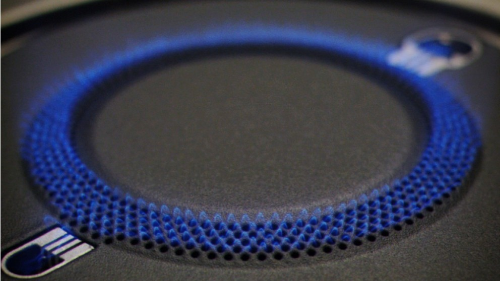 Buy Ariston 750mm 5 Burner Direct Flame Natural Gas