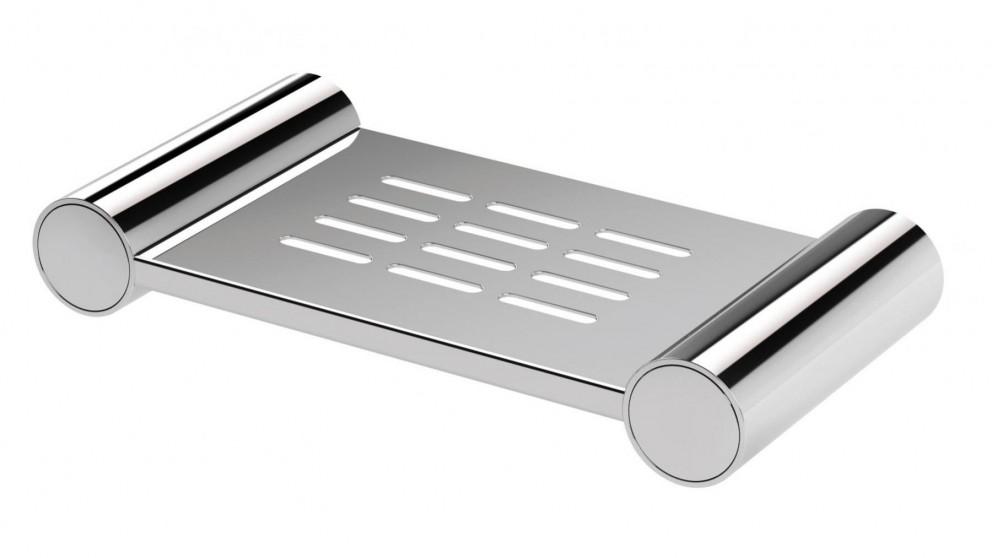 Phoenix Vivid Slimline Soap Dish - Chrome