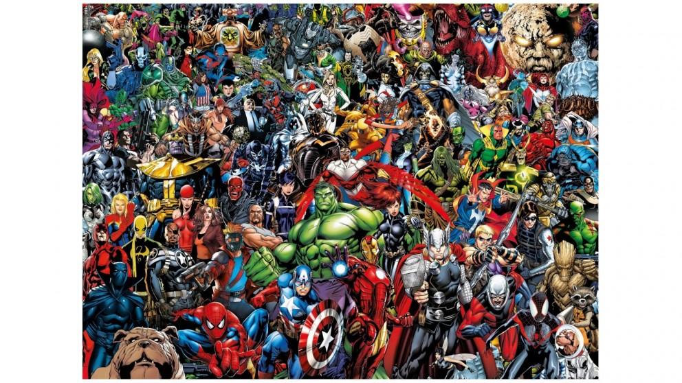 Disney Marvel Impossible 1000 Pieces Puzzle