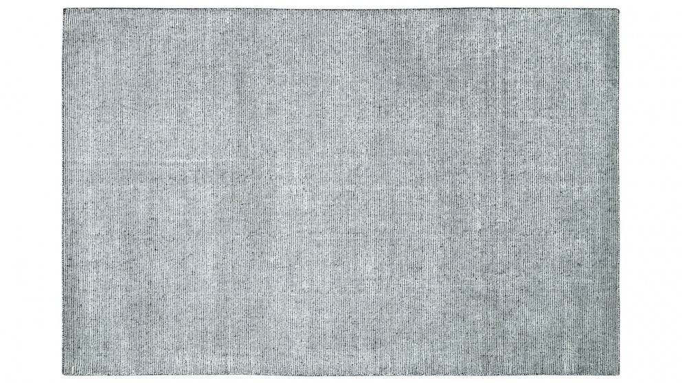 JH Divine Ivory Silver Rug