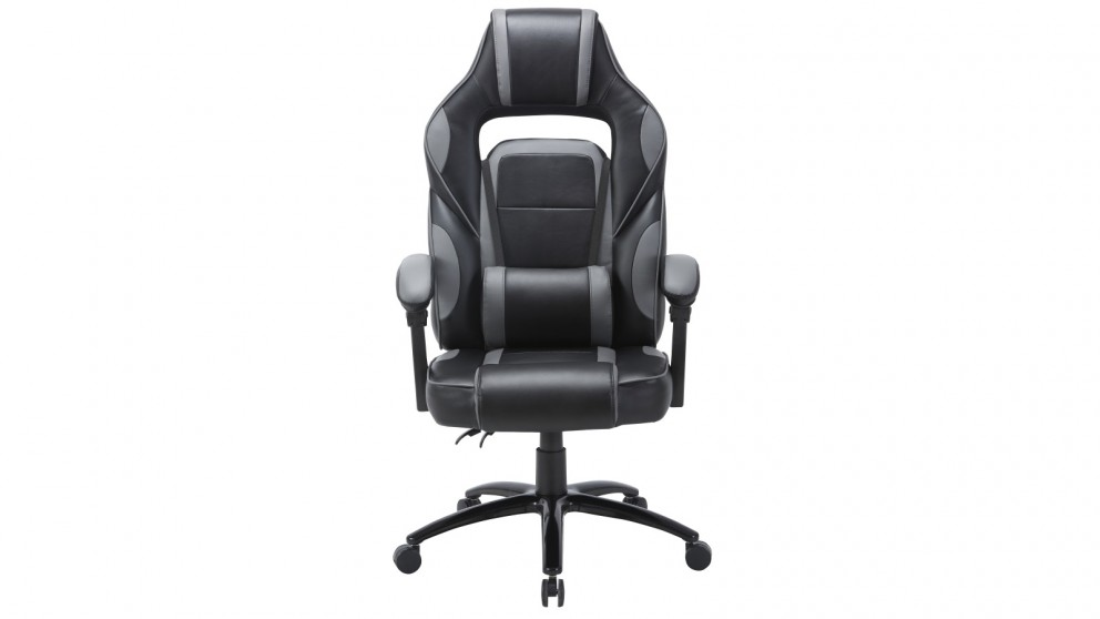 Huali Unitech Gaming Chair - Grey