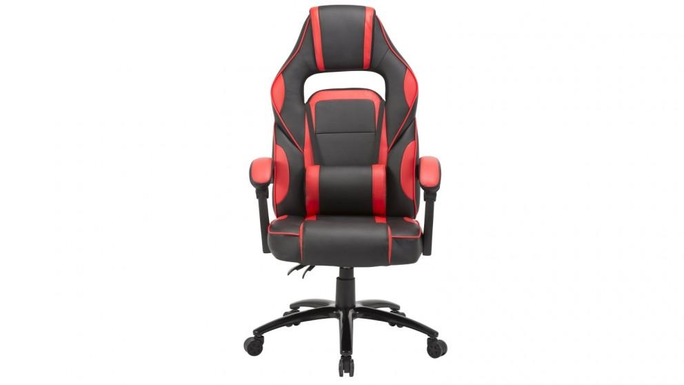 Huali Unitech Gaming Chair - Red