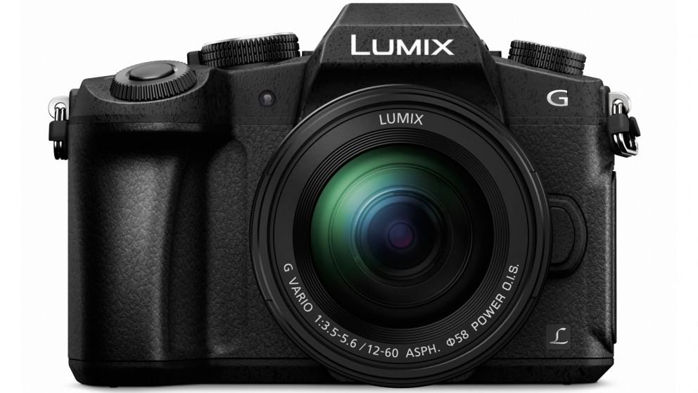 Panasonic Lumix G85 Mirrorless Camera with 12-60mm Lens Kit
