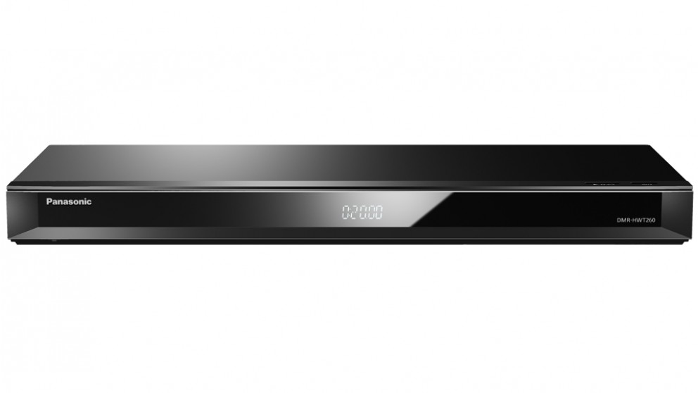 Panasonic Smart Network 1TB PVR with Twin HD Tuner