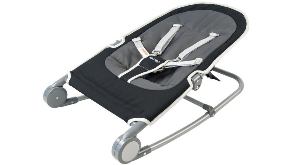 Babyhood Dondolino Rocker V3 - Black