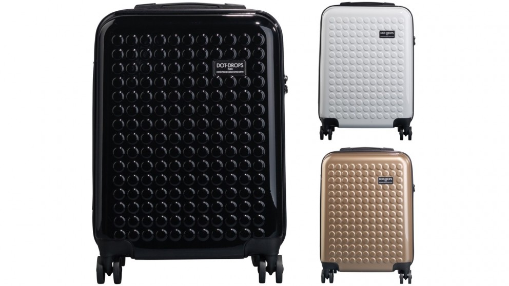 Alife Dot-Drops Chapter 2 55cm Carry-On Suitcase