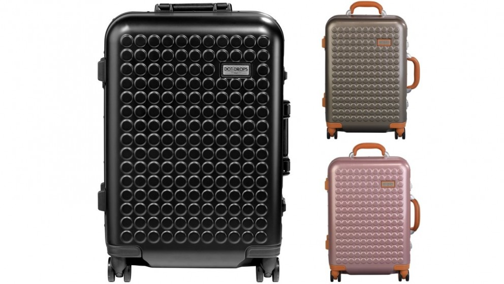 Alife Dot-Drops Chapter 4 55cm Carry-on Suitcase