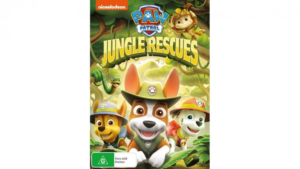 PAW Patrol: Jungle Rescues - DVD