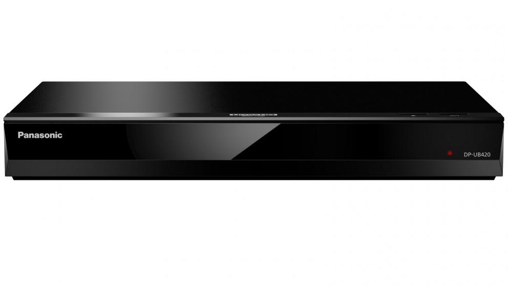 Panasonic 4K Ultra HD Blu-ray Player with Built-in WiFi