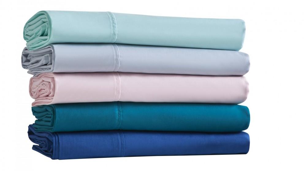 Dreamer 250 Thread Count King Single Sheet Set - Pastel Pink