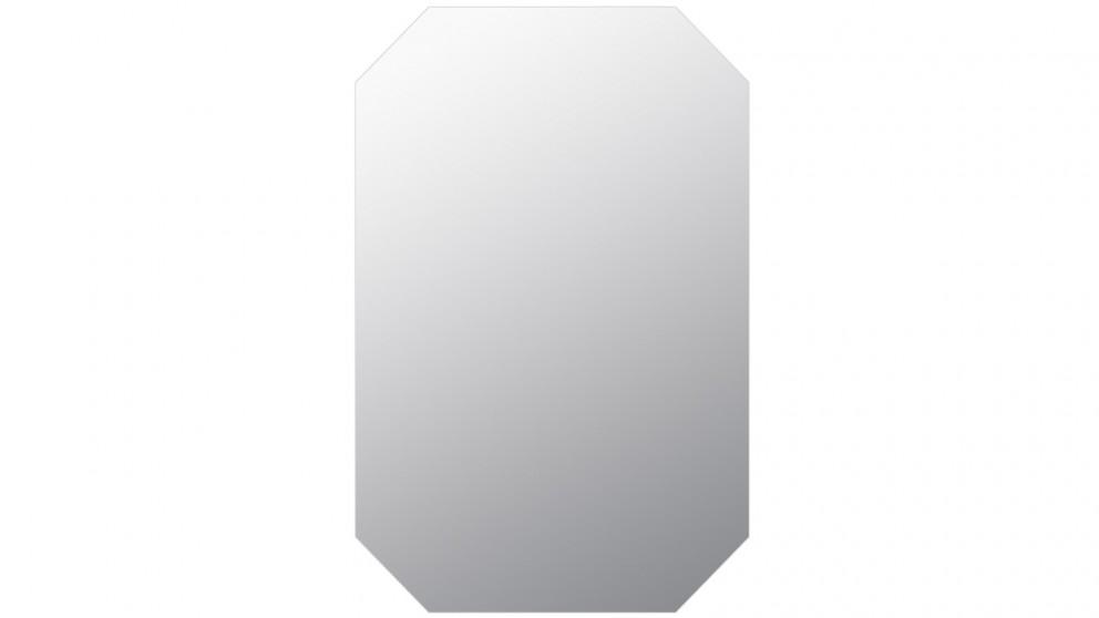 Cooper & Co. 70x50cm Issy Urban Octagon Frameless Wall Mirror