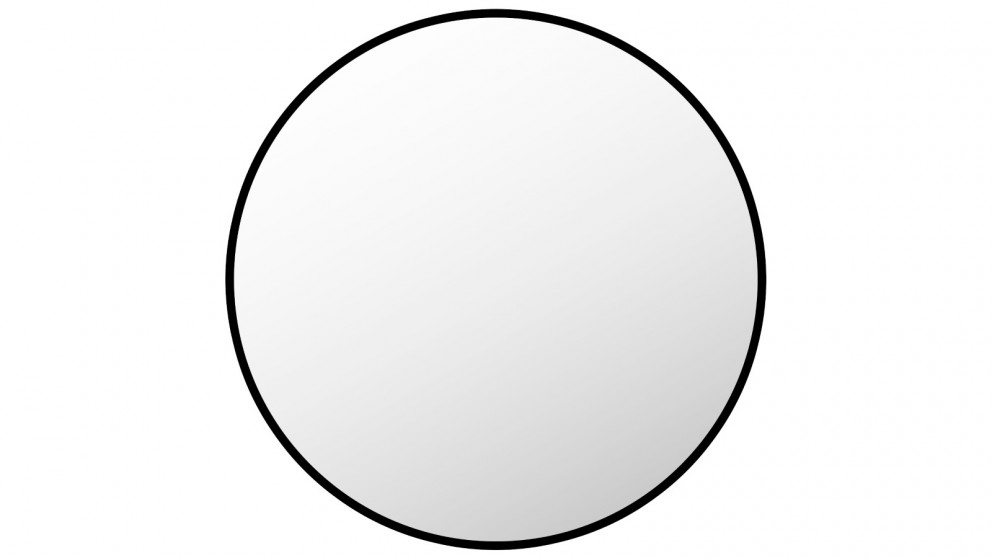 Cooper & Co. Large 80cm Round Hanging Wall Mirror
