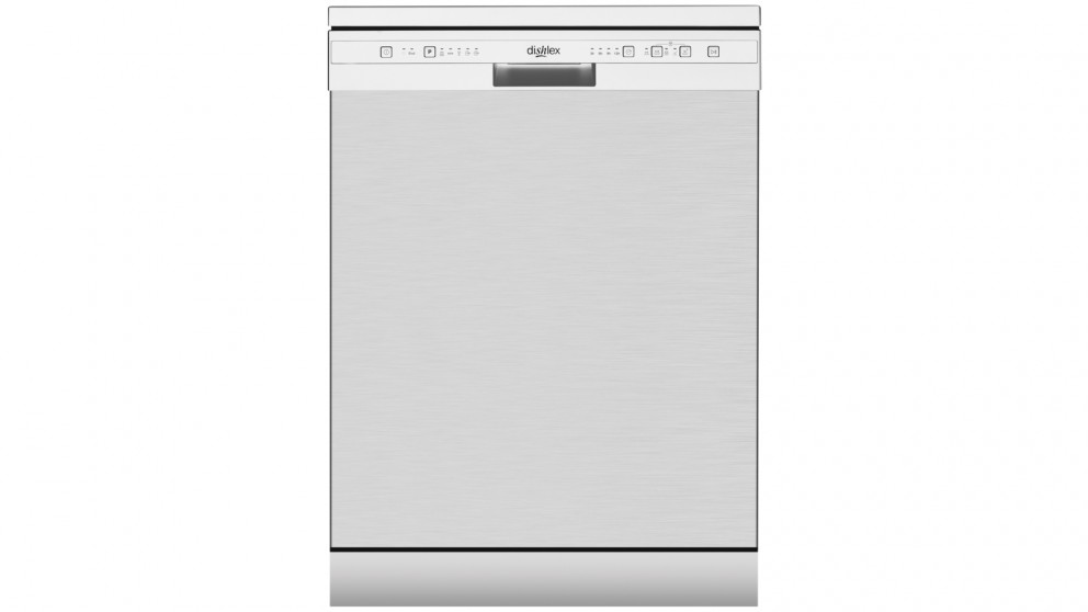 Dishlex 60cm 13 Place Setting Freestanding Dishwasher - Stainless Steel