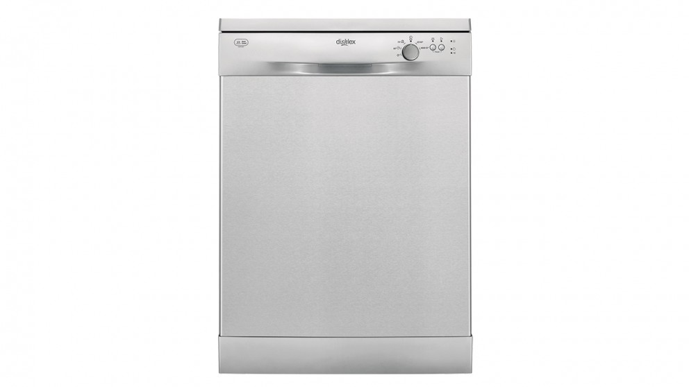 Dishlex DSF6106 Freestanding Dishwasher - Stainless Steel