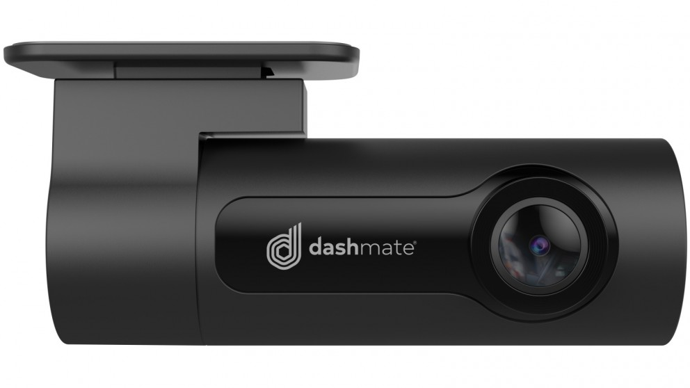 Dashmate 1080P Discreet Dash Camera with GPS & WiFi
