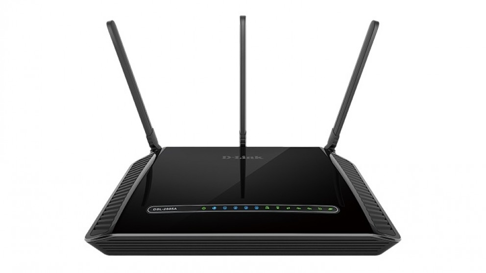 Dlink DSL-2885A Dual Band AC1200 Wireless Modem Router
