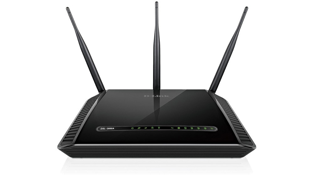 Hot Deals D Link Python Ac1600 Dual Band Modem Router