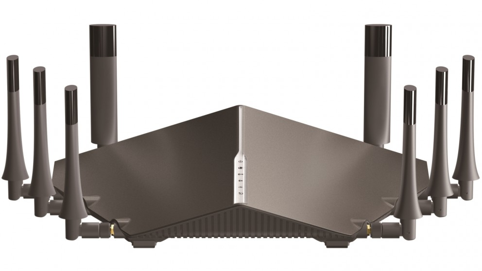 D-Link Cobra AC5300 Wave 2 MU-MIMO WiFi Modem Router