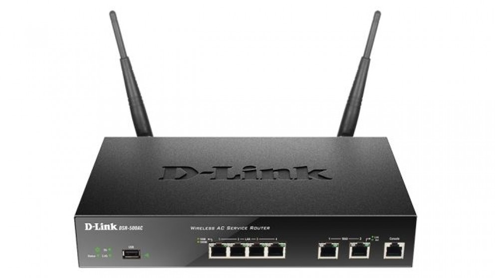 Dlink AC1200 Unified Wireless Router