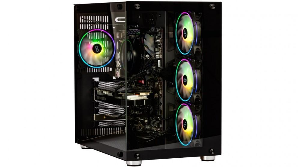 Infinity XT355 R5-3500X/16GB/512GB SSD + 2TB HDD/GTX1660 6GB Gaming Desktop