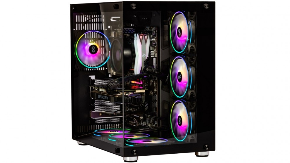 Infinity XT370 R7-3700X/16GB-RGB/512GB SSD + 2TB HDD/RTX2060 Super 8GB Gaming Desktop
