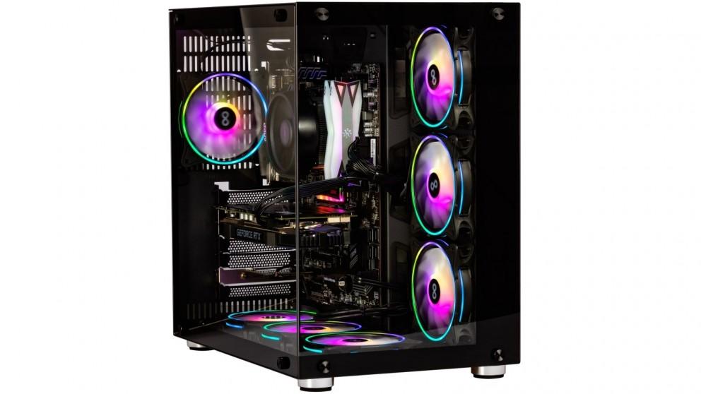 Infinity XT660 R5-3600X/16GB/512GB SSD + 2TB HDD/RTX3060 12GB Gaming Desktop