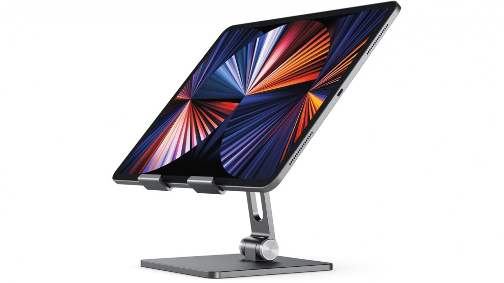 Alogic Edge Tablet Foldable Stand - Space Grey