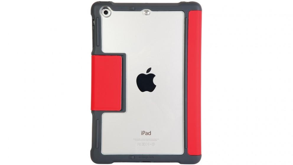 Buy Stm Dux Rugged Case For Ipad Mini Mini 2 Mini 3 Red