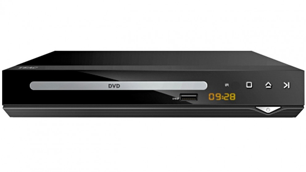 buy teac dvd player with usb multimedia playback harvey norman au. Black Bedroom Furniture Sets. Home Design Ideas