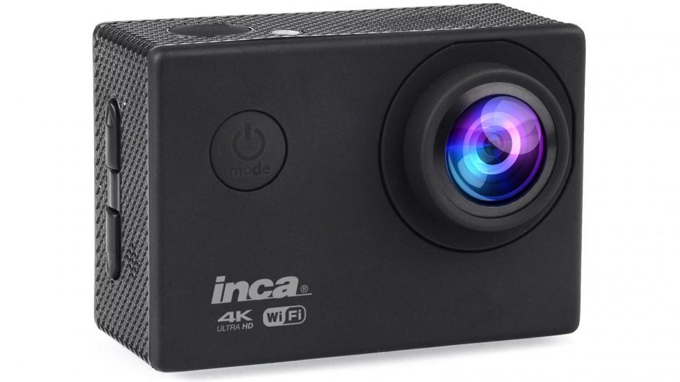 Inca 4K UHD Action Camera