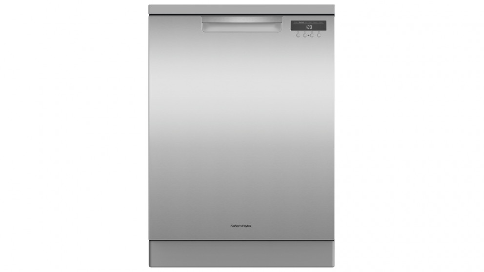 Fisher & Paykel 60cm 14 Place Setting Freestanding Dishwasher - Stainless Steel