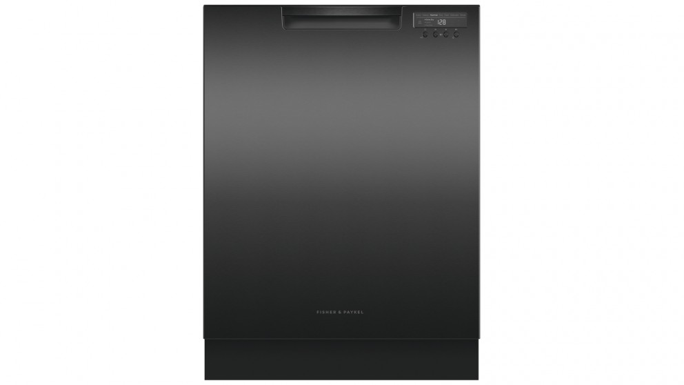 Fisher & Paykel 15 Place Setting Built-under Dishwasher - Black