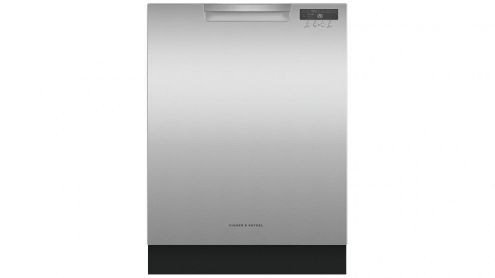 Fisher & Paykel 15 Place Setting Built-under Dishwasher - Stainless Steel