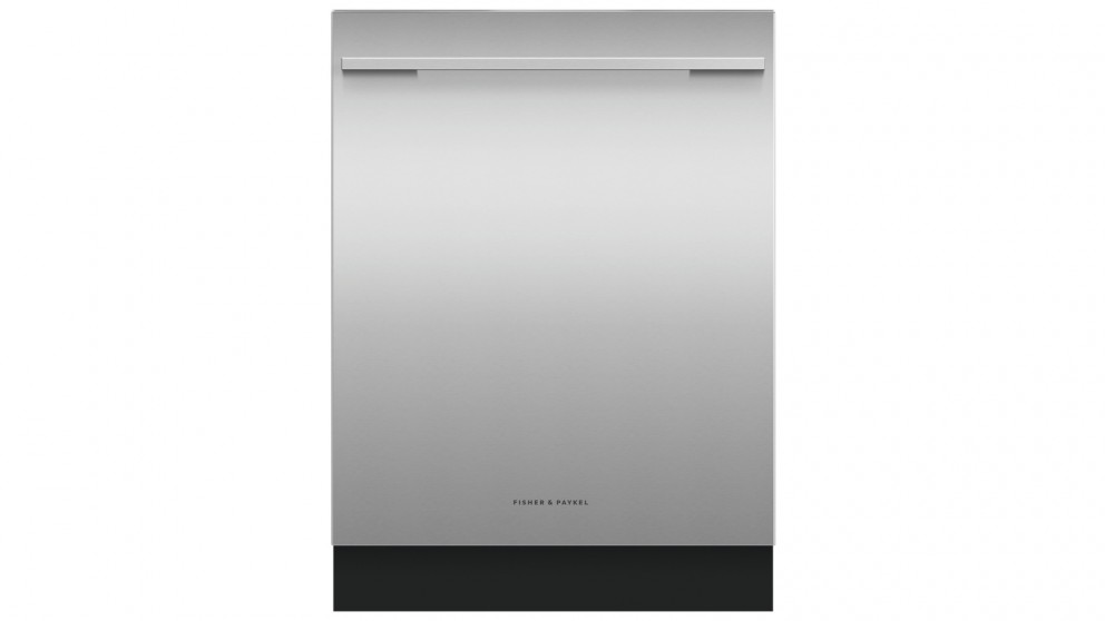 Fisher & Paykel 15-Place Setting Built Under Dishwasher with Handle - Stainless Steel