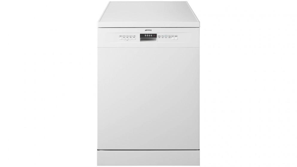 Smeg 60cm 14 Place Setting Freestanding Dishwasher - White