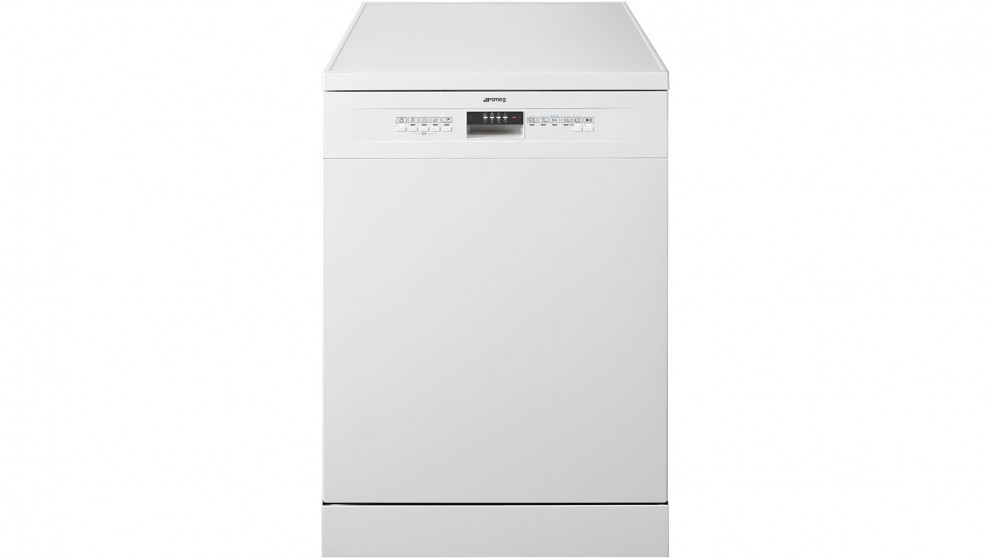 Smeg 14 Place Freestanding Dishwasher - White